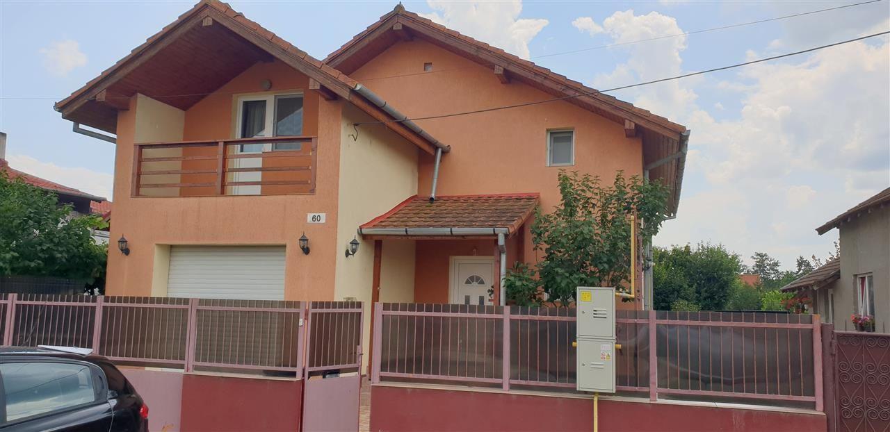 Casa individuala de vanzare 4 camere Mosnita Noua - ID V350 1
