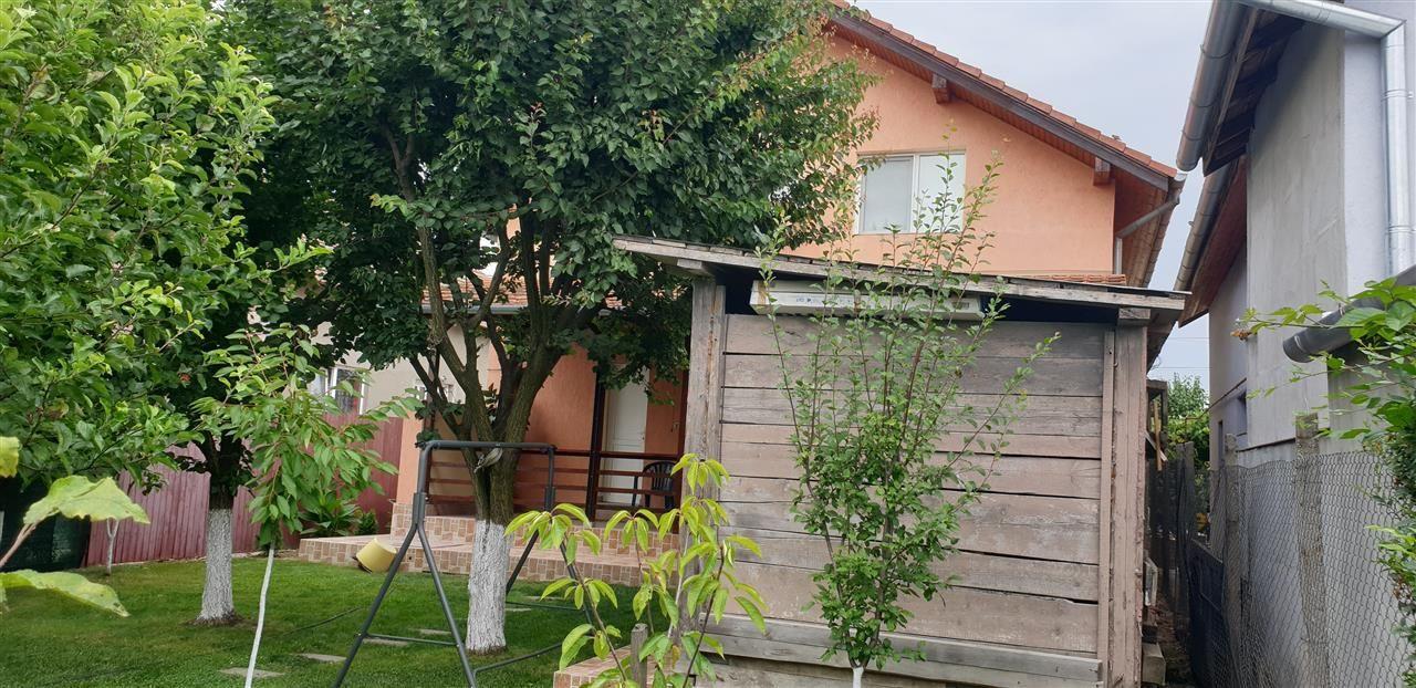 Casa individuala de vanzare 4 camere Mosnita Noua - ID V350 6