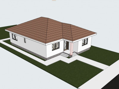 Casa Individuala 4 Camere Mosnita
