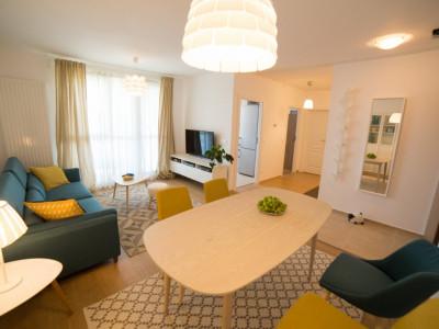 Apartament 2 camere, mobilat si utilat in tendinte moderne  - V2425