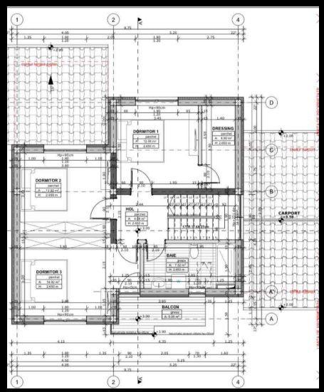 Casa de vanzare 4 camere Mosnita Noua - ID V349 9