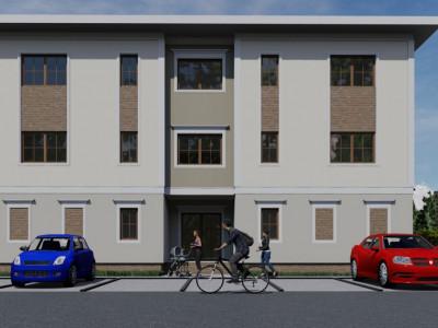 Apartament cu 2 camere Moșnița Noua