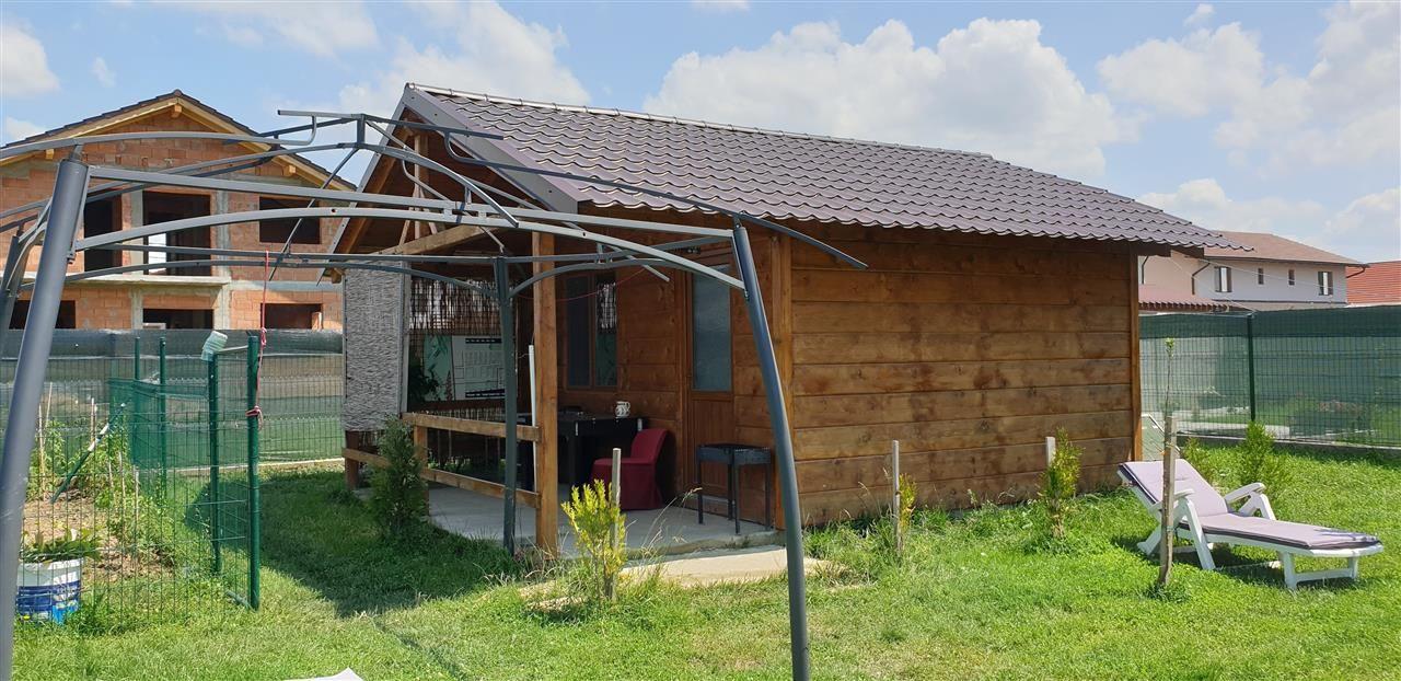 Casa individuala de vanzare 3 camere in Mosnita Noua - ID V293 15