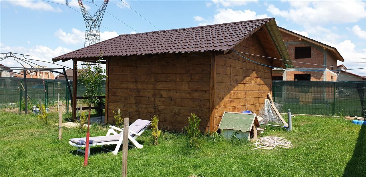 Casa individuala de vanzare 3 camere in Mosnita Noua - ID V293 16
