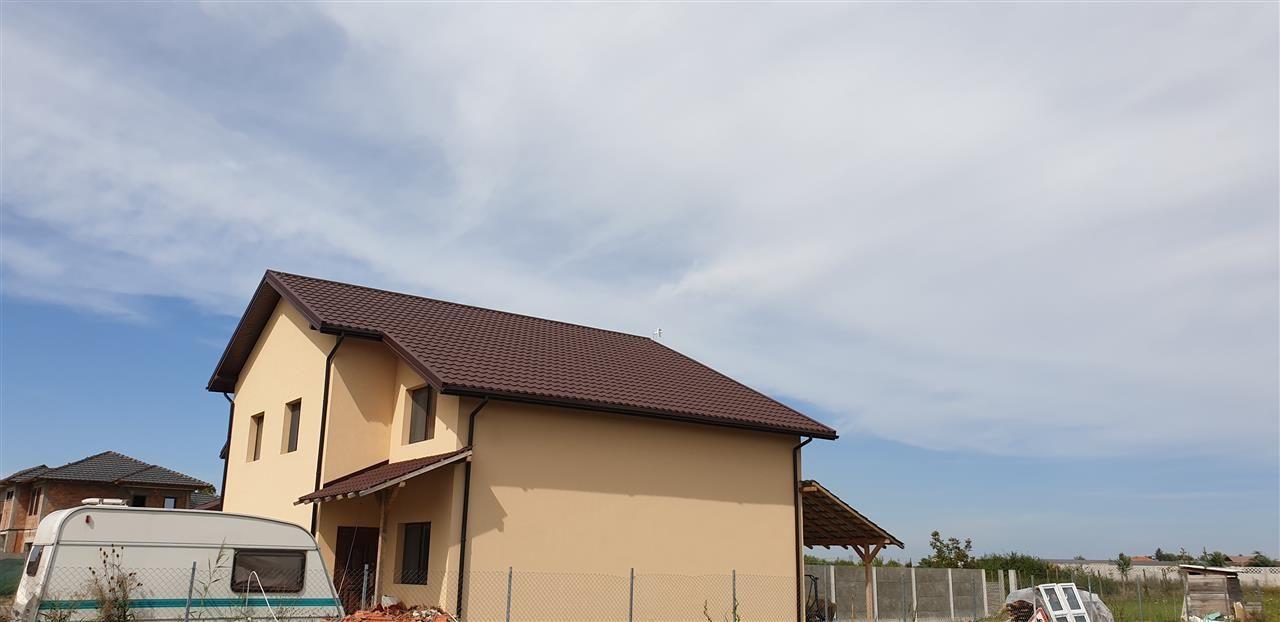 Casa tip duplex 4 camere de vanzare Mosnita Noua - ID V435 2