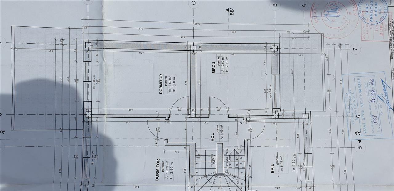 Casa tip duplex 4 camere de vanzare Mosnita Noua - ID V435 4