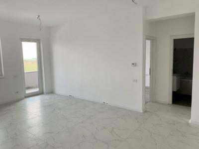 Apartament 2 camere finisat, in Giroc