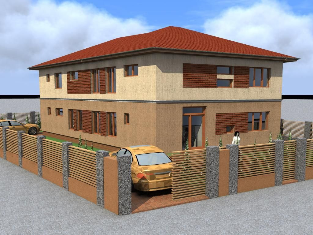 Duplex 4 camere de vanzare in Urseni - ID V234 9
