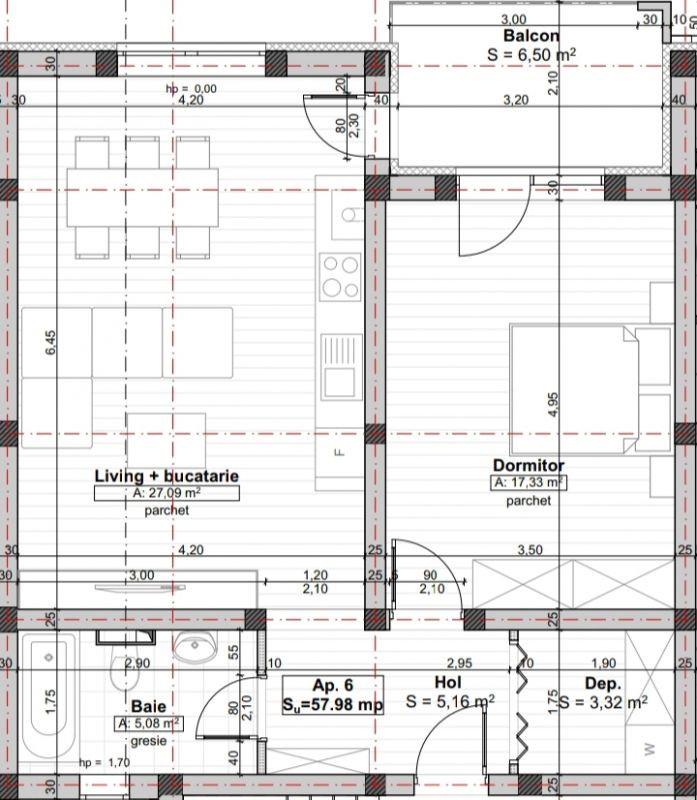 Apartament 2 camere de vanzare full smart electric - ID V222 2