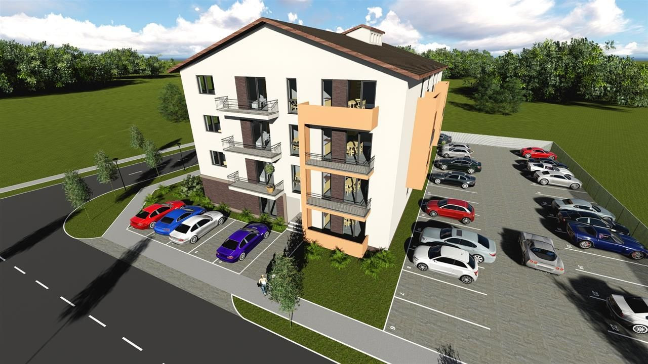 Apartament Smart 3 camere de vanzare Giroc zona centrala - ID V216 9