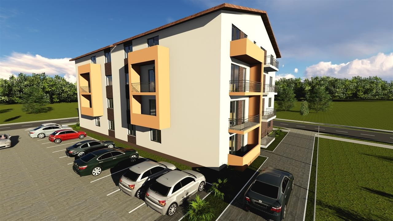 Apartament Smart 3 camere de vanzare Giroc zona centrala - ID V216 10