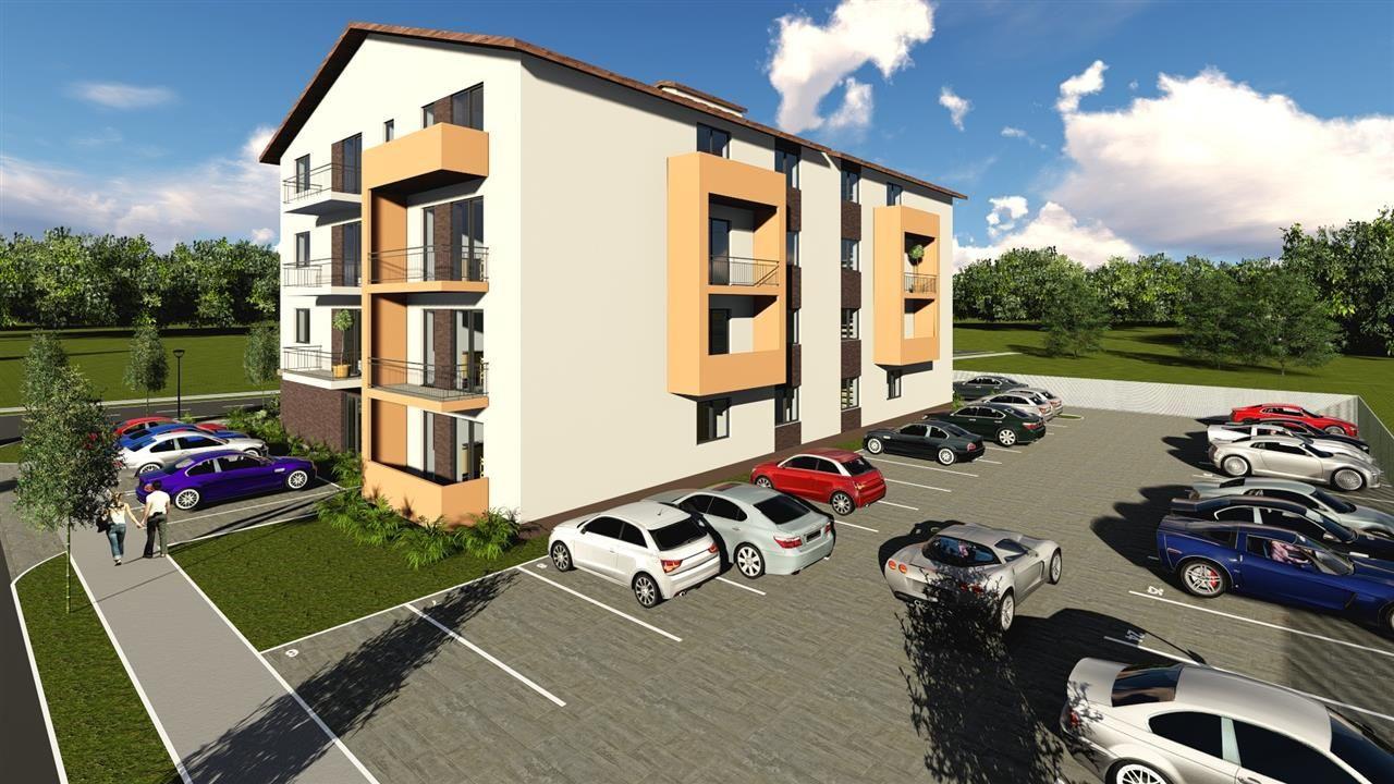 Apartament Smart 3 camere de vanzare Giroc zona centrala - ID V216 13