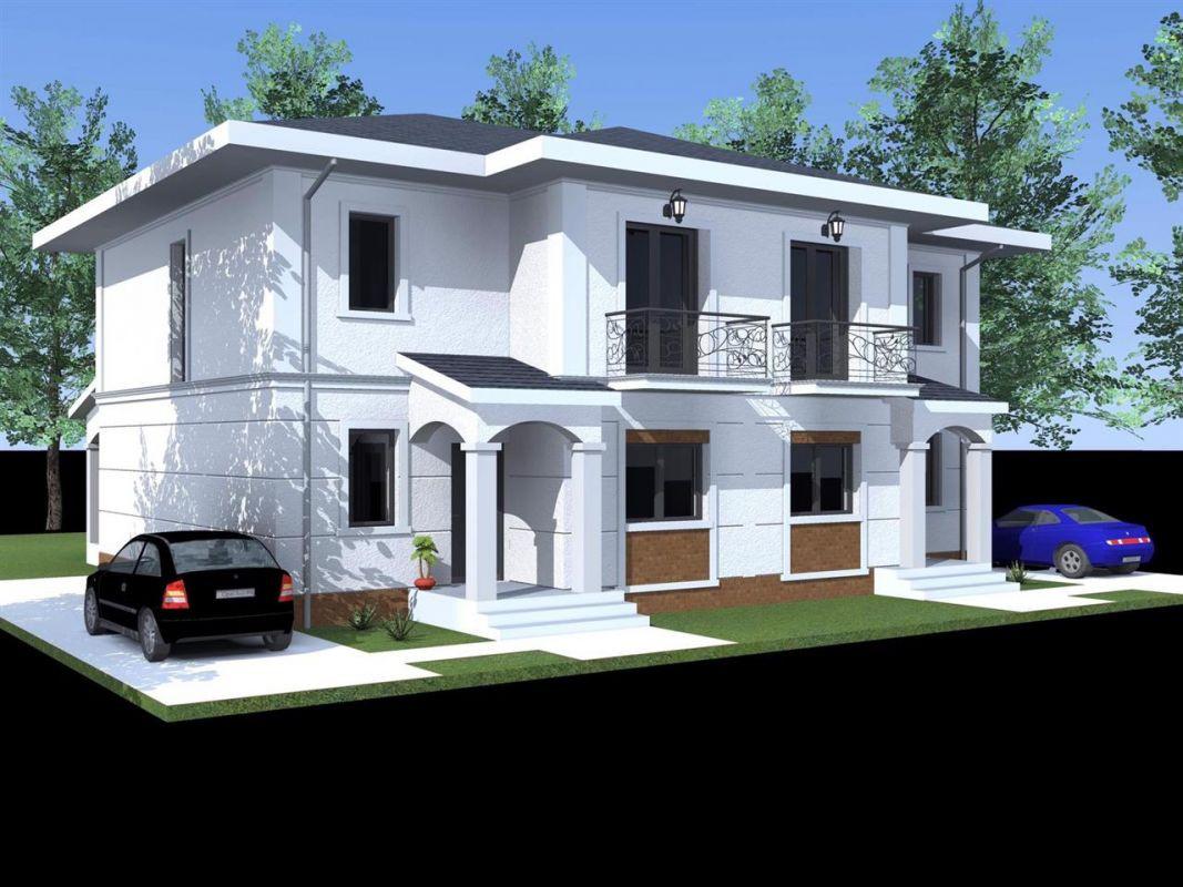 Casa tip Duplex 5 camere de vazare in GIARMATA MARE- ID V184 2