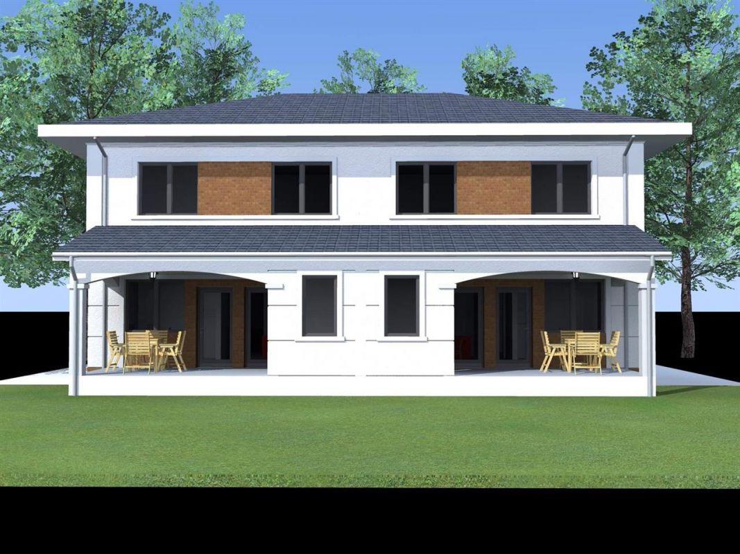 Casa tip Duplex 5 camere de vazare in GIARMATA MARE- ID V184 4