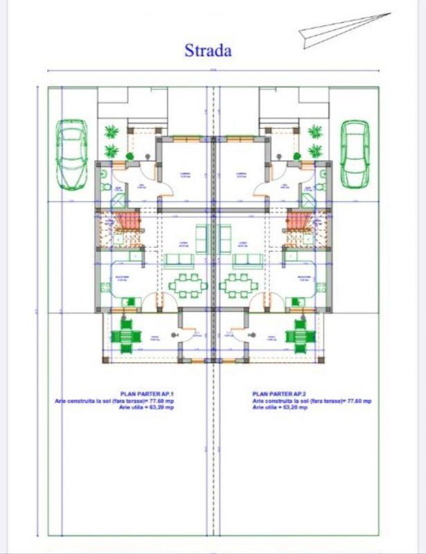 Casa tip Duplex 5 camere de vazare in GIARMATA MARE- ID V184 6