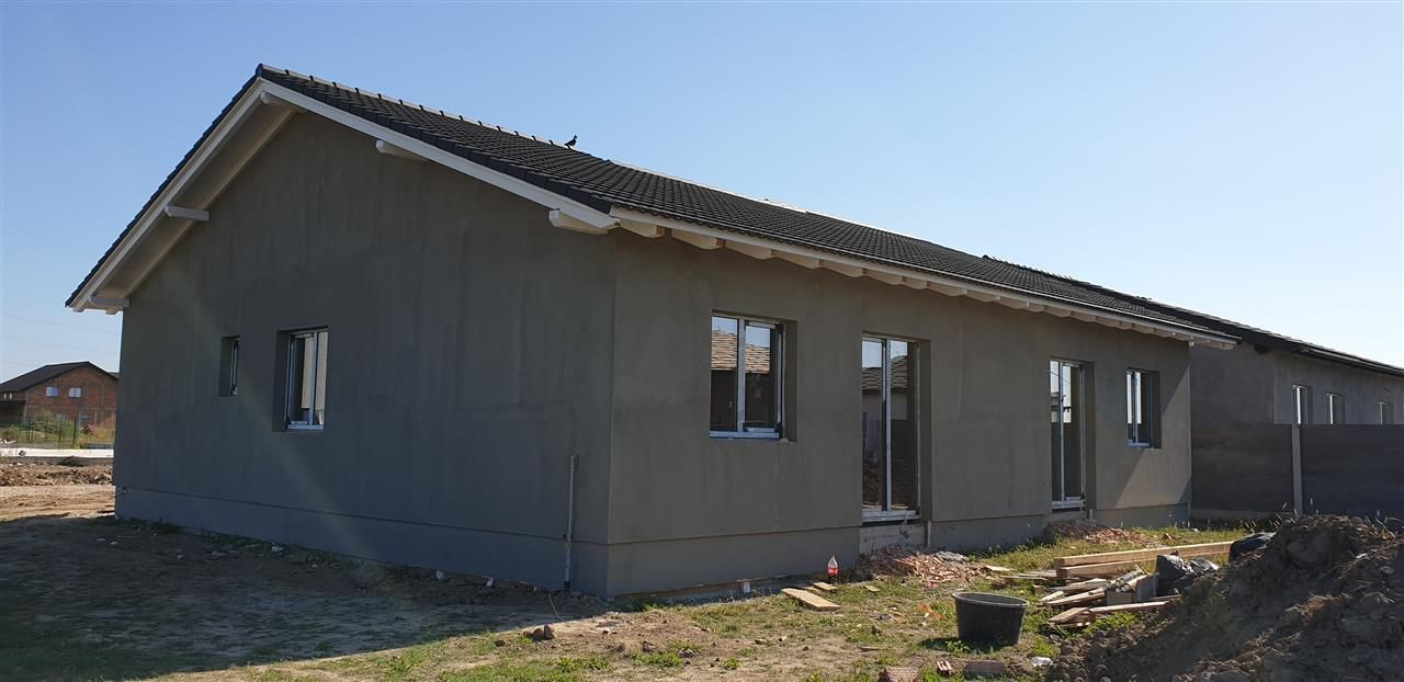 Duplex 3 camere de vanzare Mosnita Noua - ID V425 1