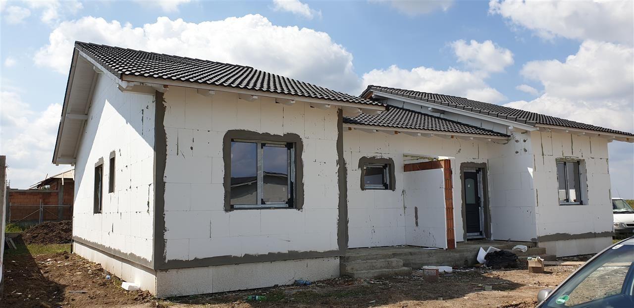 Duplex 3 camere de vanzare Mosnita Noua - ID V425 9