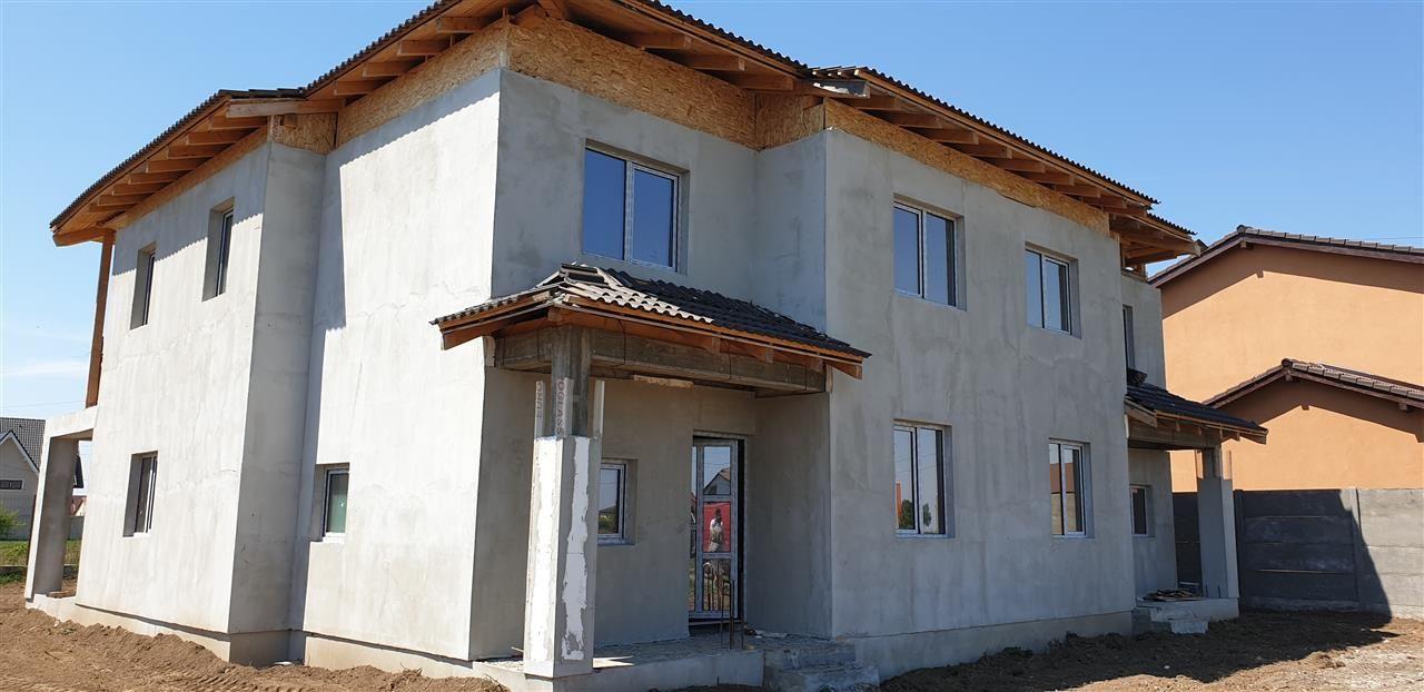 Casa tip duplex 5 camere de vanzare Dumbravita - ID V170 12