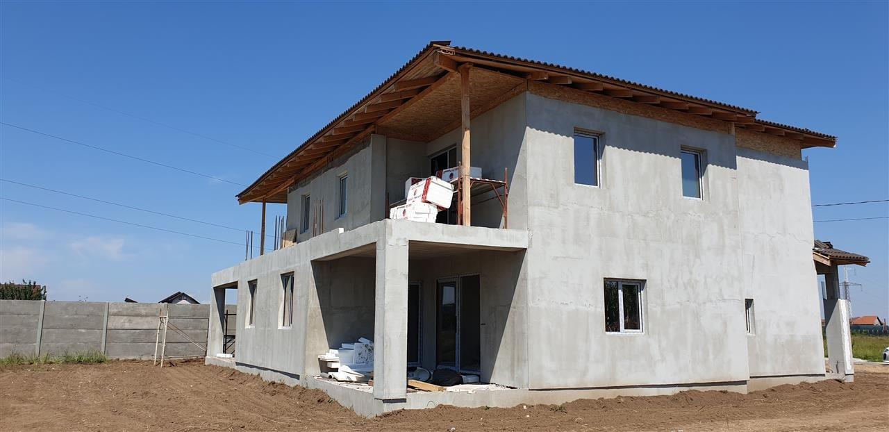 Casa tip duplex 5 camere de vanzare Dumbravita - ID V170 13