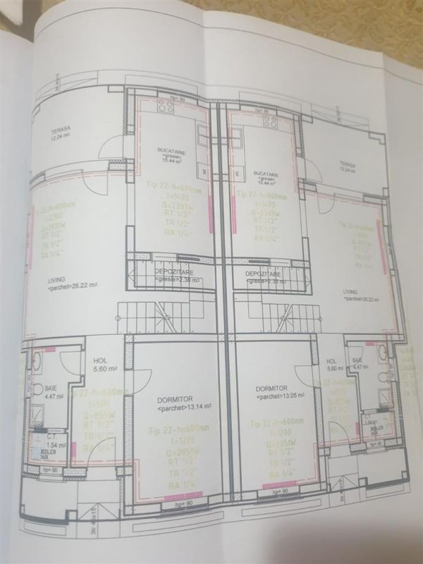 Casa tip duplex 5 camere de vanzare Dumbravita - ID V170 17