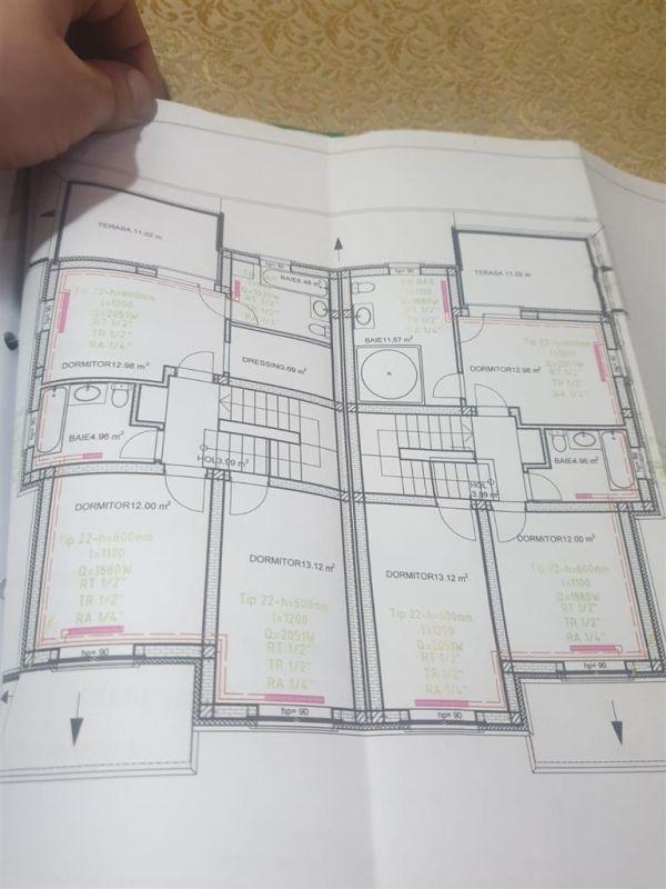 Casa tip duplex 5 camere de vanzare Dumbravita - ID V170 18