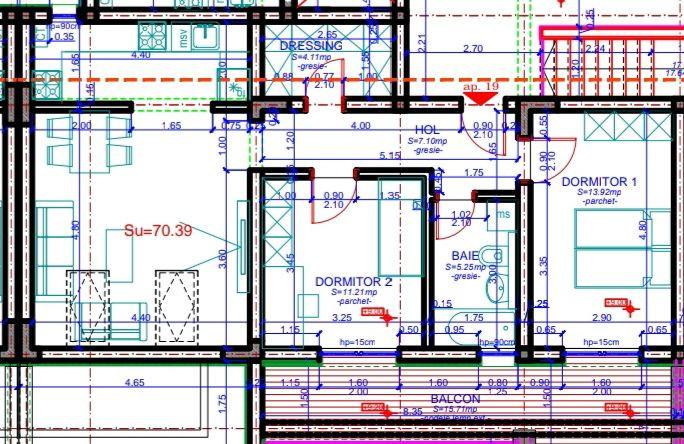 Ciarda Rosie 3 camere de vanzare- ID V160 16