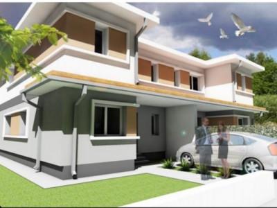 Casa tip duplex de vanzare 4 camere Zona Sag - ID V152
