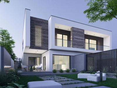 Casa tip duplex deosebita cu  6 camere, de vanzare  in Dumbravita - ID V145