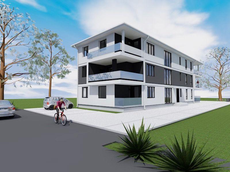 Apartament 3 camere de vanzare Dumbravita - ID V109 1