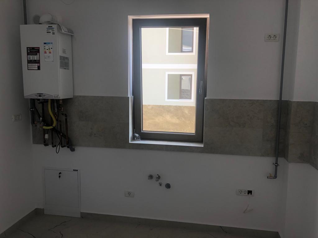 1 camere + terasa de vanzare in GIROC- ID V98 16