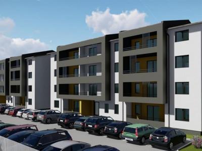 2 camere terasa + curte de vanzare in GIROC - ID V97