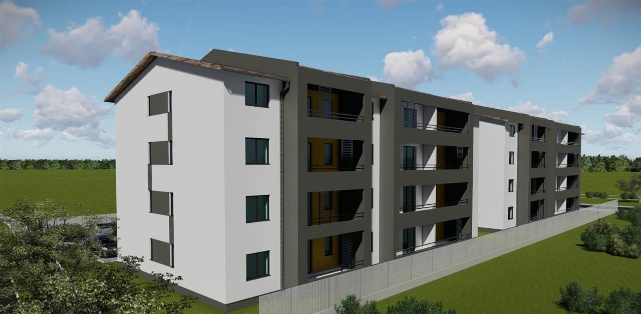 Apartament cu 1 camera + terasa de vanzare in GIROC- ID V71 15