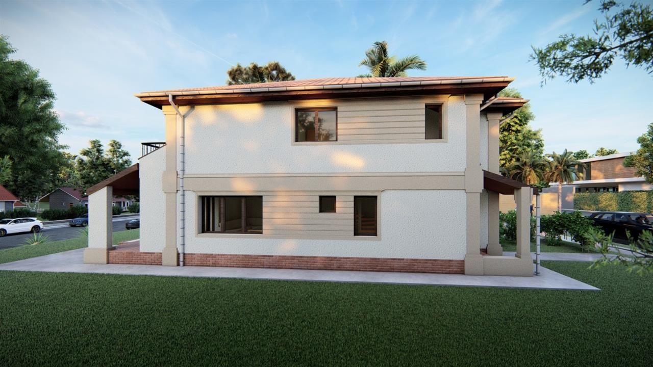 Casa tip duplex 4 camere de vanzare Mosnita Noua - ID V387 3