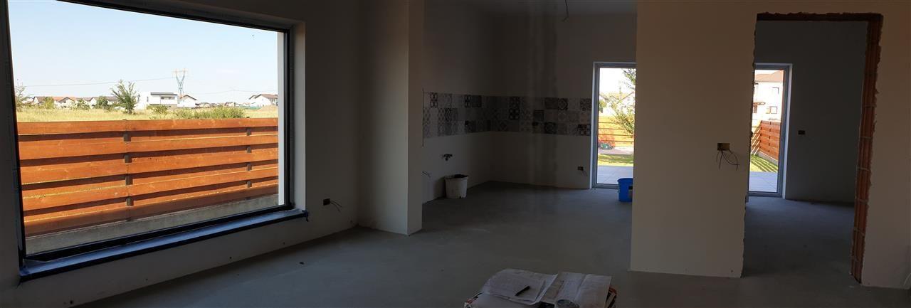 Casa tip duplex 3 camere de vanzare Mosnita Noua - ID V379 7