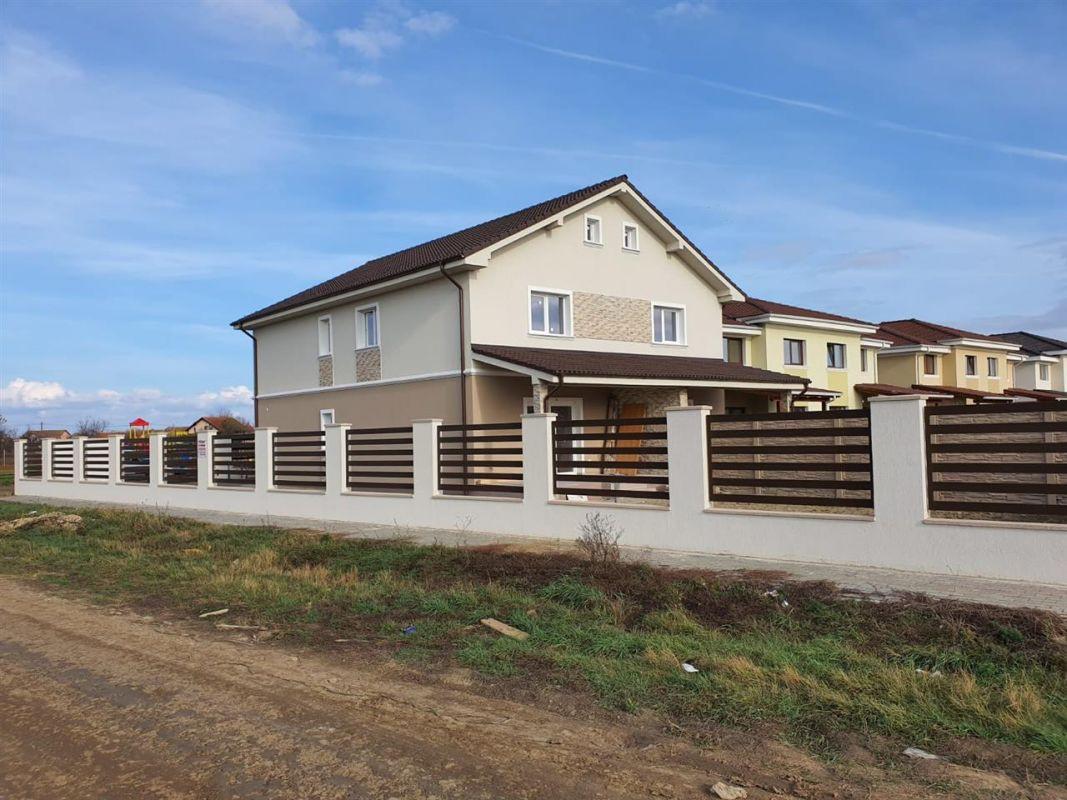 Casa tip duplex 4 camere de vanzare Mosnita Noua - ID V372 3