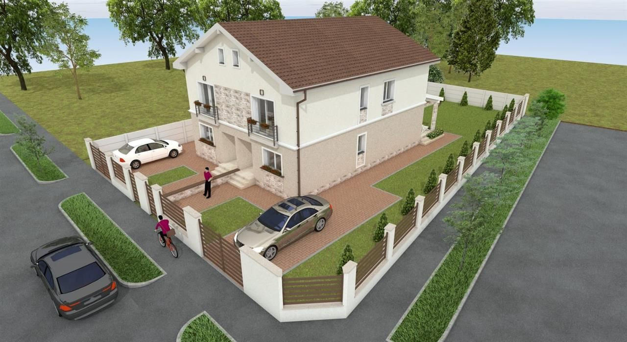 Casa tip duplex 4 camere de vanzare Mosnita Noua - ID V372 16