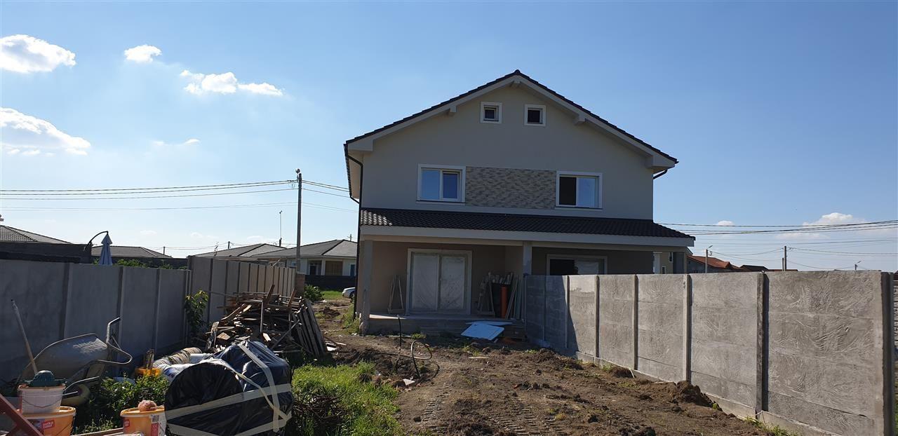 Casa tip duplex 4 camere de vanzare Mosnita Noua - ID V372 23