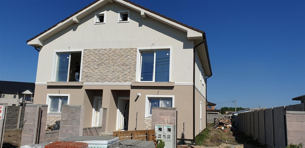 Casa tip duplex 4 camere de vanzare Mosnita Noua - ID V372 24