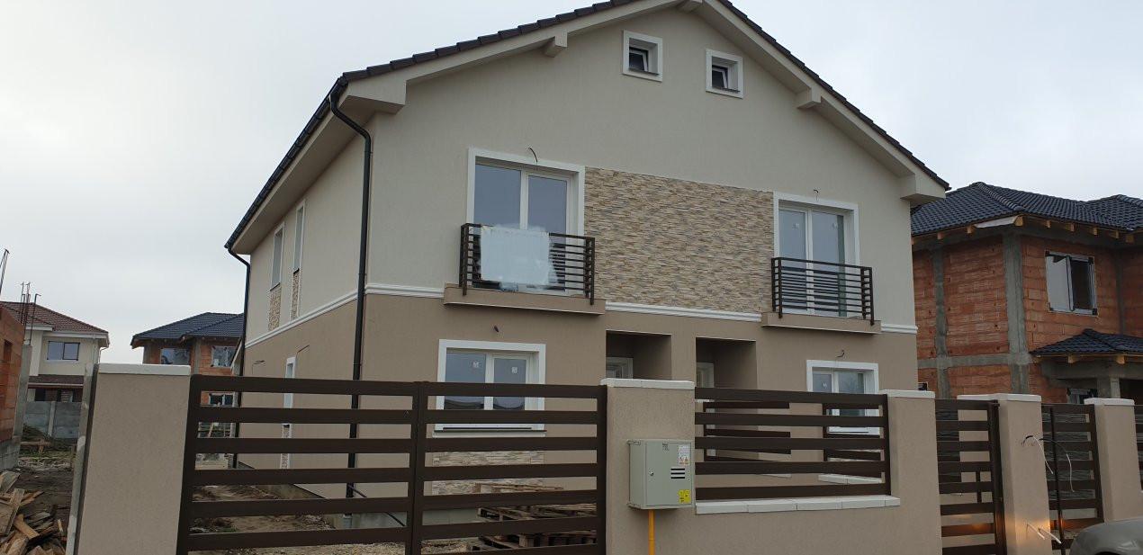 Casa tip duplex 4 camere de vanzare Mosnita Noua - ID V372 1