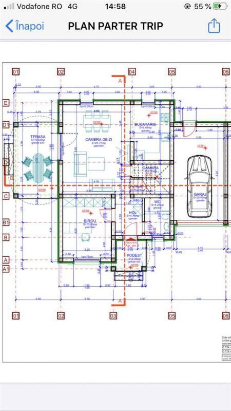 Casa cu 5 camere de vanzare plus garaj si pod -zona Dumbravita padure - ID V485 19