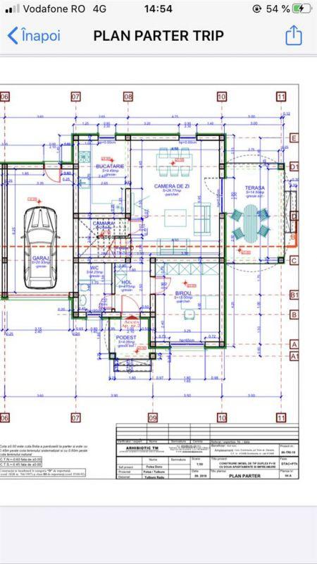 Casa cu 5 camere de vanzare plus garaj si pod -zona Dumbravita padure - ID V485 20