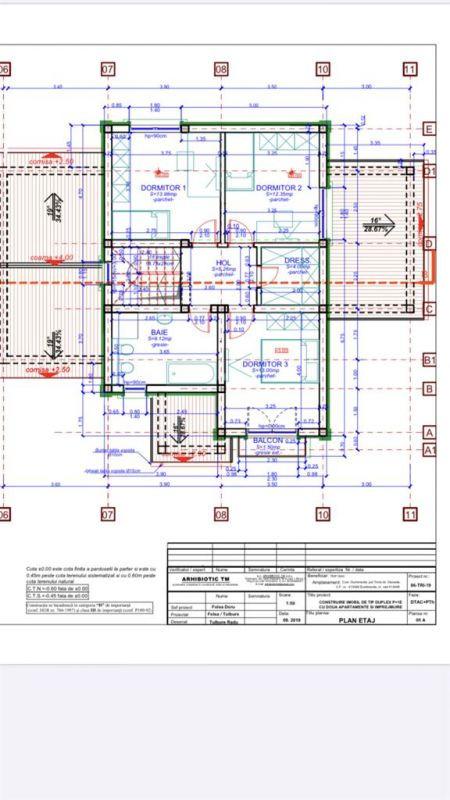 Casa cu 5 camere de vanzare plus garaj si pod -zona Dumbravita padure - ID V485 22