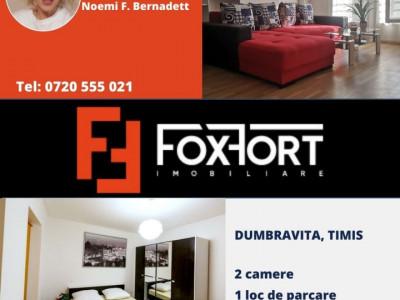 Inchiriez apartament 2 camere - Dumbravita