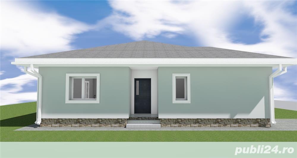Casa tip duplex 3 camere de vanzare Mosnita Noua - ID V370 4