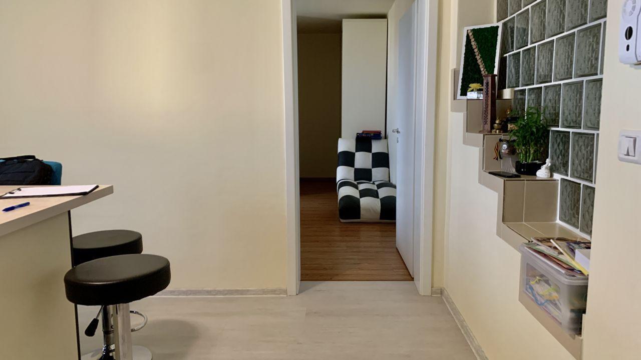 Apartament cu patru camere pe doua nivele | Central | Semidecomandat 10