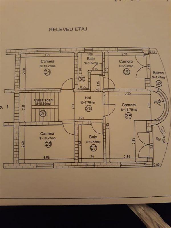 Casa tip duplex 6 camere de vanzare Mosnita Noua - ID V363 26