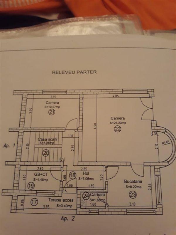 Casa tip duplex 6 camere de vanzare Mosnita Noua - ID V363 27