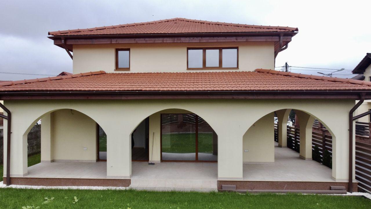 Casa individuala | Arhitectura deosebita | 4 Camere | Giroc 1