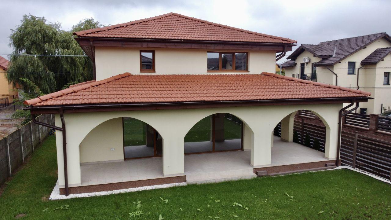Casa individuala | Arhitectura deosebita | 4 Camere | Giroc 23