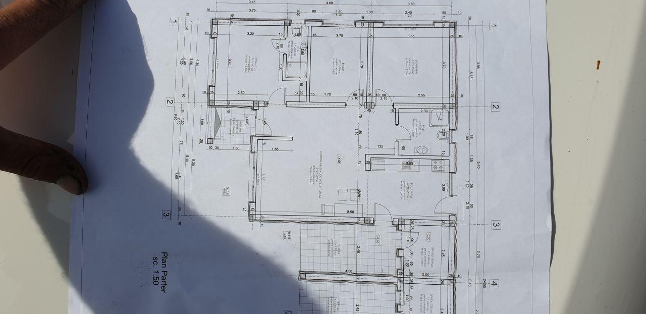 Casa tip duplex 4 camere de vanzare Mosnita Noua 5